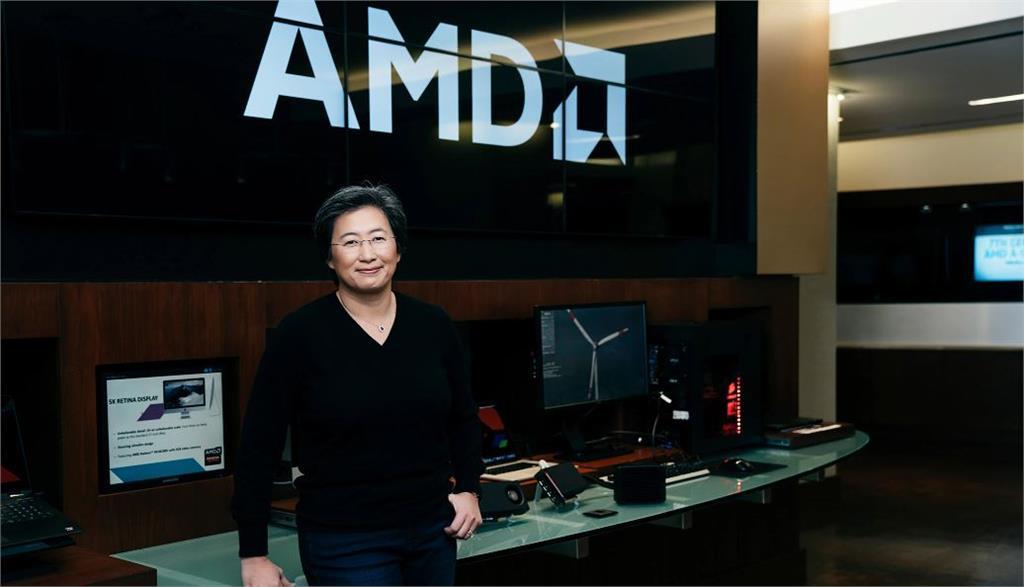 AMD台裔總裁兼執行長蘇姿丰 出任拜登科技顧問