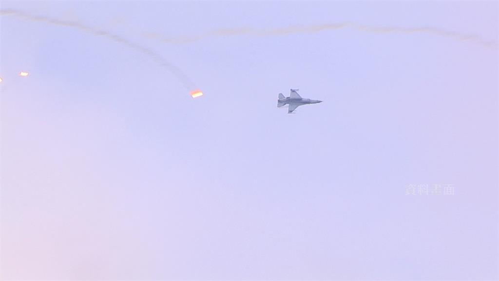 共機頻擾台 向美購66架F-16V有望提前交貨
