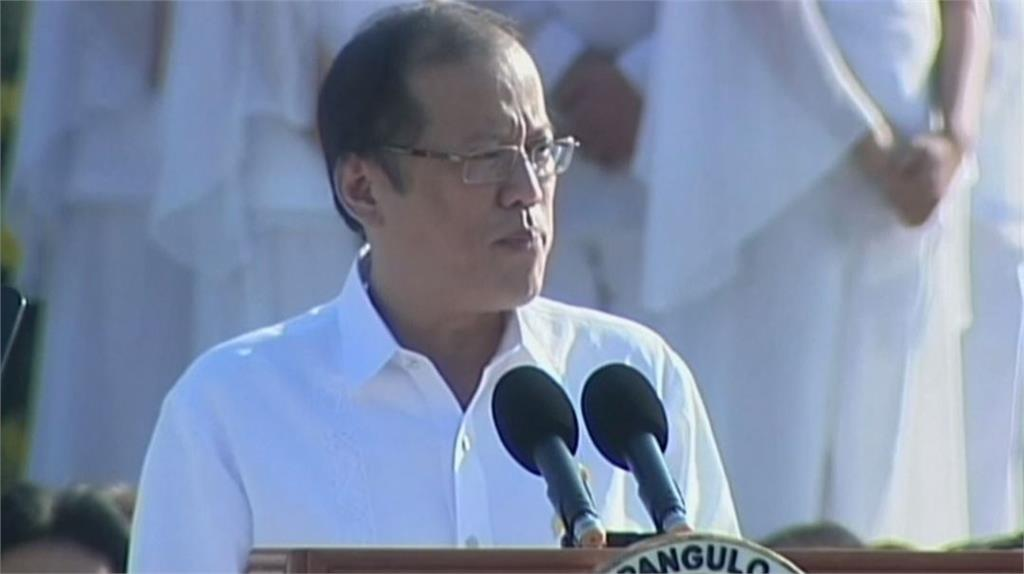 菲律賓前總統艾奎諾三世去世,享年61歲。圖/翻攝自AP direct