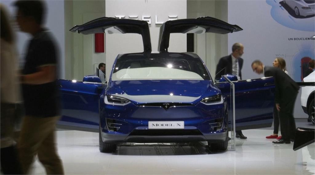 經濟部證實,特斯拉有邀台灣汽車供應鏈赴美設廠。圖:非凡新聞