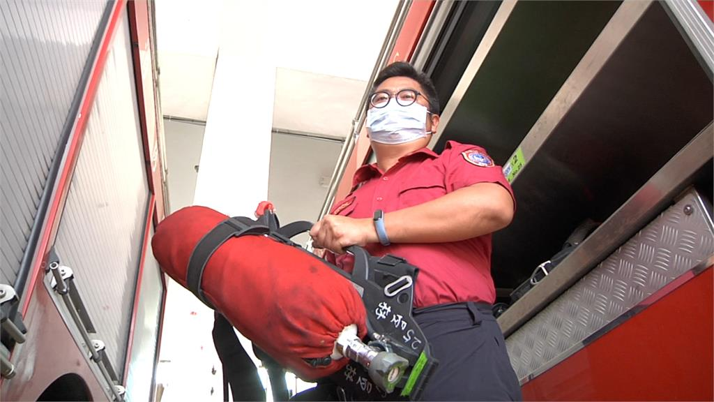 消防員2週重訓後投入救災 竟罹橫紋肌溶解症