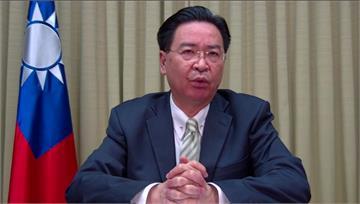 接受英媒專訪 吳釗燮:若台灣被占領將影響全球