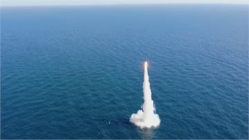 反制南韓射國產潛射導彈 北韓再度射飛彈