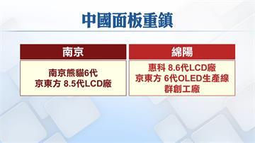 中國南京、綿陽確診頻傳!當地面板廠營運受矚