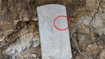 旱象掀日月潭「墓碑之謎」 專家:百年內產物