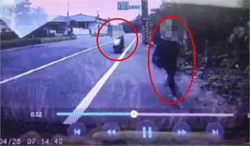 借手機爆當街追逐 女高喊救命被當擄人案
