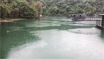 雨彈襲!日月潭蓄水量破9成 南投竹山淹水