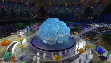 疫情下「杜拜世博會」華麗登場 190多國共襄盛舉