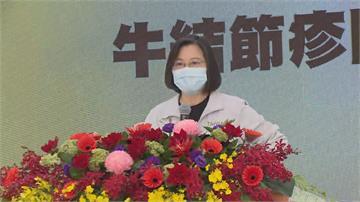 赴台南參與「土城仔香」  總統祈求度過疫情、水情...