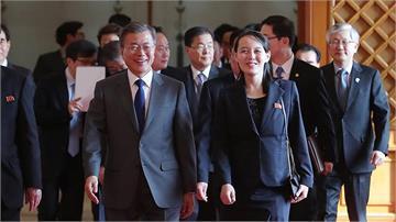 金與正:若相互尊重 兩韓峰會有機會實現
