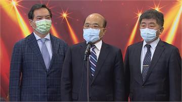 絕不容忍黑道丟蟑螂  蘇貞昌:支持徐國勇嚴格掃黑