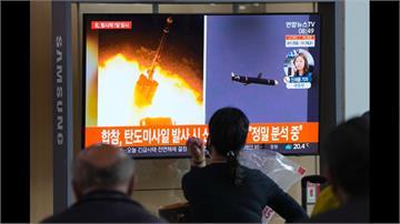 北韓發射不明飛行物體 美軍:短程彈道飛彈