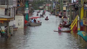 適逢反聖嬰!亞馬遜河釀洪災重創2萬人