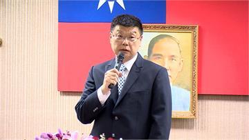 台鐵局長交接 杜微誓言改革、防安全破口