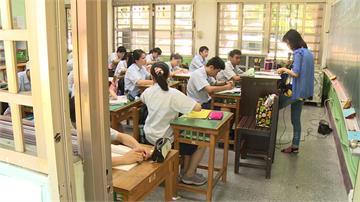 教育部公布停課標準  1班有1人確診即停課