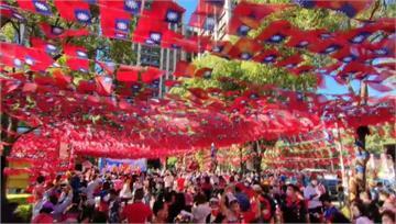 從3個人到上千人 張老旺的國旗屋雙十升旗邁入第2...