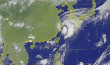 中颱璨樹凌晨2:30解除海警 各地沿海仍有長浪