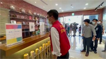 陳其邁視察防疫旅館 月底前預計再增1千房