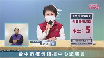 盧秀燕直接點名蔡總統 「現在是怎樣?」