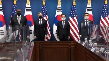 美韓「2+2」會談 北韓去核化列最優先議題