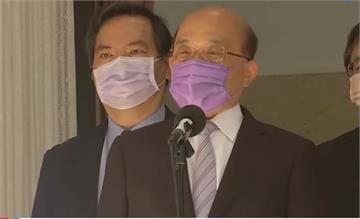 駁斥日外相稱台灣疫苗「擋一下就好」蘇貞昌:很惡毒...