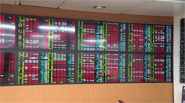 航運股再度漲停台股站穩萬七 收17162.38點