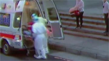 台鐵搭區間車乘客發燒 汐科北站出站送醫