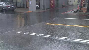 西南風影響 中南部易雨 各地悶熱午後北、東部山區...