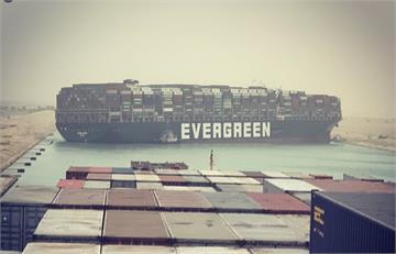 長榮貨輪卡全球經濟命脈 恐中斷中東原油供給鏈衝擊...