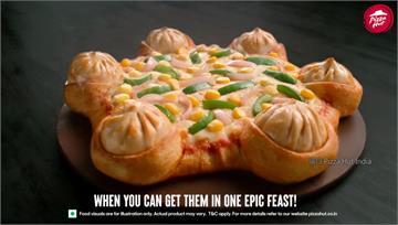 賣鬧喔!義大利氣到宣戰? 印度「湯包披薩」暴紅