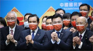 台灣民意基金會民調:藍營認同度跌破2成