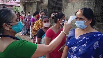 印度、巴西疫情嚴峻 學者形容宛如核災