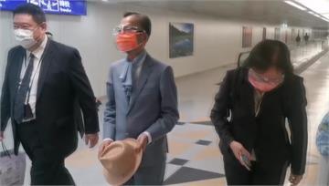 健康因素請辭駐泰代表 李應元返台「瘦一圈」