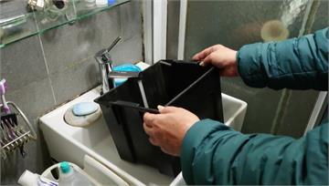 一整年都下雨 基隆人:每天開除濕機憑什麼要限水?