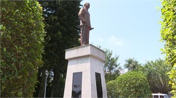 逾百座蔣公銅像免拆? 台北市去威權化「開後門」