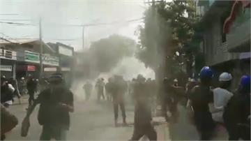 香港反送中翻版!緬甸鎮壓示威者再添12亡