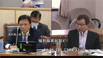 「為扁國務機要費除罪化」 賴士葆飆粗口、藍綠黨團...