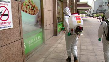 外包清潔工驚傳確診 台鐵:強化消毒頻率