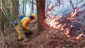雨神降甘霖! 馬崙山大火延燒一週獲控制