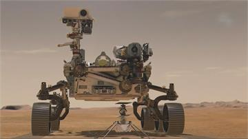 驚險7分鐘 美國毅力號成功登陸火星