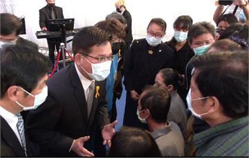 4/20卸任交通部長 林佳龍:以志工身份陪伴家屬