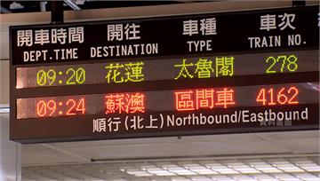 疫情衝擊運量剩4成 台鐵宣布2波減班計畫