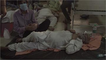 印度連2週單日確診破30萬 總理忙選舉被轟「犯罪...