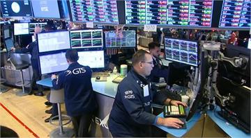 Fed釋出升息訊息 美股3大指數收黑