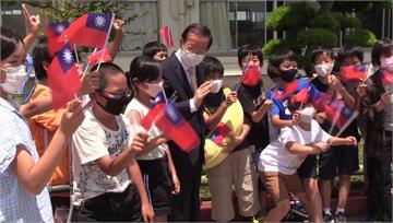 日本再捐疫苗給台灣?謝長廷:日方檢討研議中