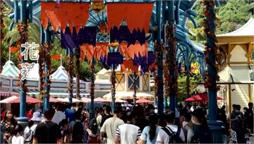 國慶連假Day1! 東台灣遊樂園湧現出遊人潮