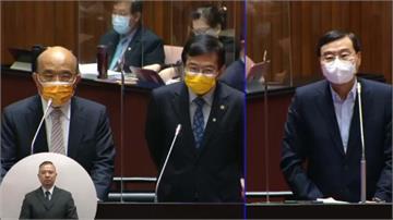 城中城惡火釀46死 蘇貞昌自責致歉「政府應該做得...