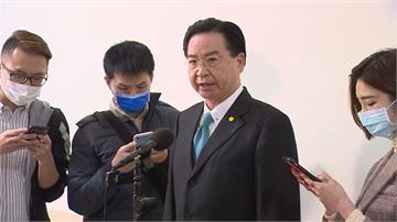 吳釗燮:中國疫苗未經WHO認證 要打要自求多福