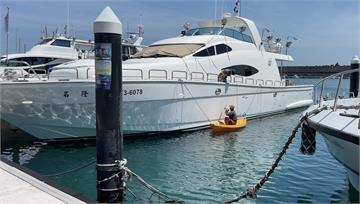 基隆嶼搶先開放 遊客稀落船家喊「撐不下去」