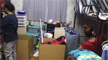 神父爆料:京元電隔離移工宿舍管理品質差